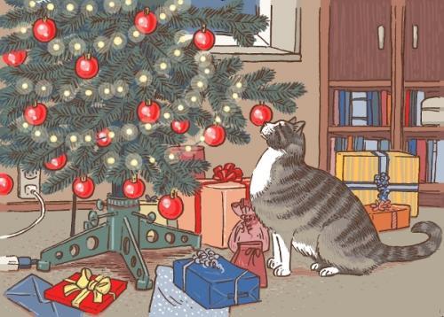 Weihnachtskarte, 2014